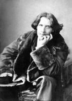 День рождения известного британского писателя Оскара Уайльда