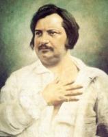 День рождения известного французского писателя Оноре де Бальзака