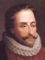 День рождения известного испанского писателя Мигеля де Сервантеса