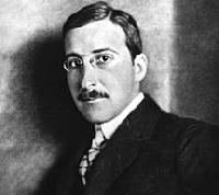 День рождения известного австрийского писателя Стефана Цвейга