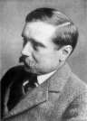 День рождения известного фантаста Герберта Уэллса