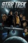 Джонсон М.. Star Trek. Том 1